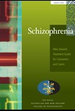 Schizophrenia – NZ treatment guide for consumers and carers